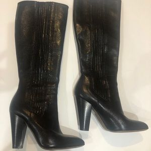 Dolce & Gabbana Women's Leather Boots
